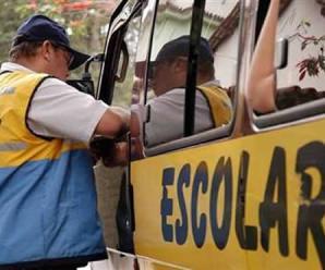 Vistoria do transporte escolar em Cotia-SP ocorre de 02 a 31 de julho
