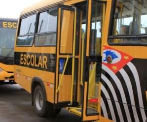 Secretaria de Educação entrega 120 ônibus de transporte escolar a 114 cidades de SP