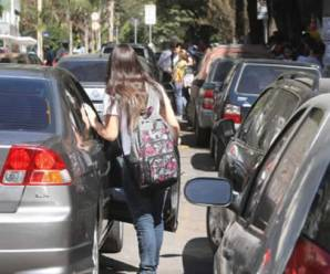 Aplicativo para smartphone agiliza saída escolar