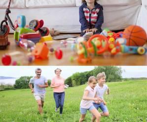 Pais deveriam gastar menos com brinquedos e mais com viagens em família