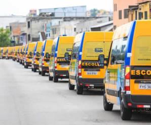 Prefeitura de Itapevi-SP amplia em quase 70% o número de crianças atendidas pelo Transporte Escolar Gratuito