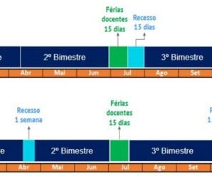 Confira o calendário escolar 2020 das escolas da rede pública estadual de SP
