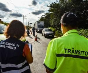 Operação integrada fiscaliza e coíbe transporte clandestino de passageiros em SP