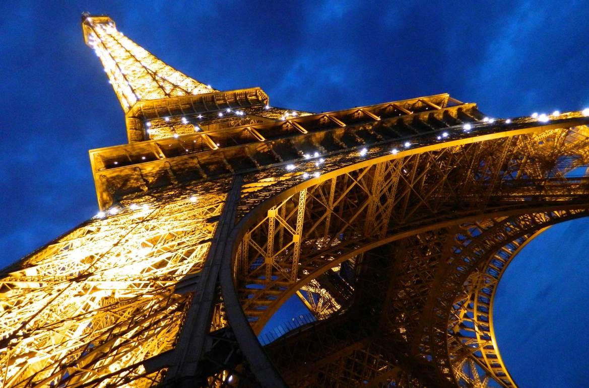 Fotos de viagem - Torre Eiffel, Paris (França)