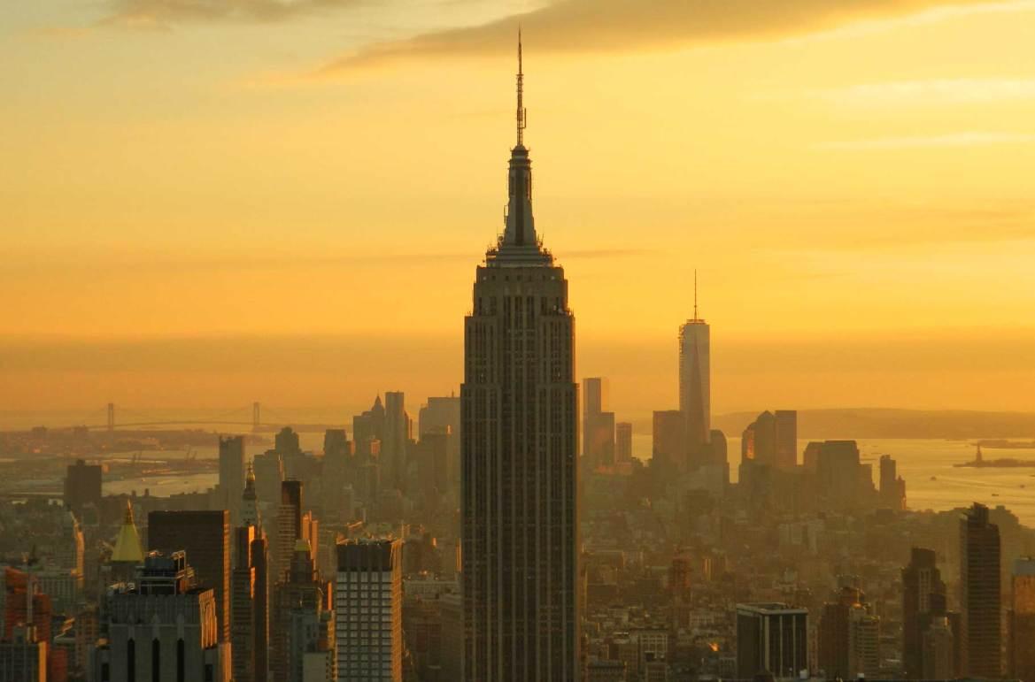 Fotos de viagem - Empire State Building, Nova York (Estados Unidos)