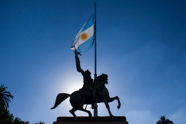 Fotos de viagem - Plaza de Mayo, Buenos Aires (Argentina)