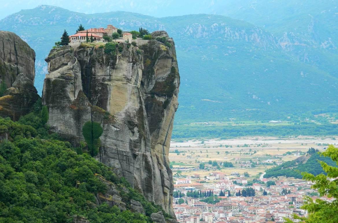 Fotos de viagem - Mosteiros de Meteora, Kalampaka (Grécia)