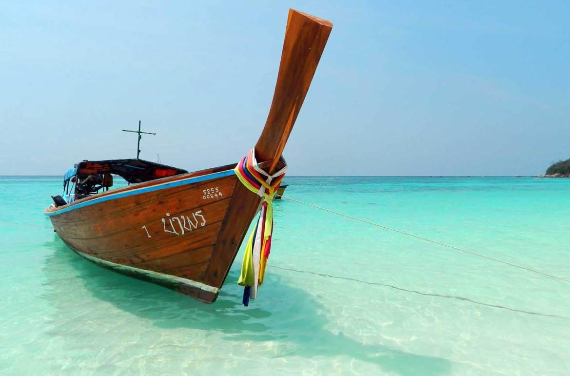 Fotos de viagem - Pattaya Beach, Ilha de Koh Lipe (Tailândia)