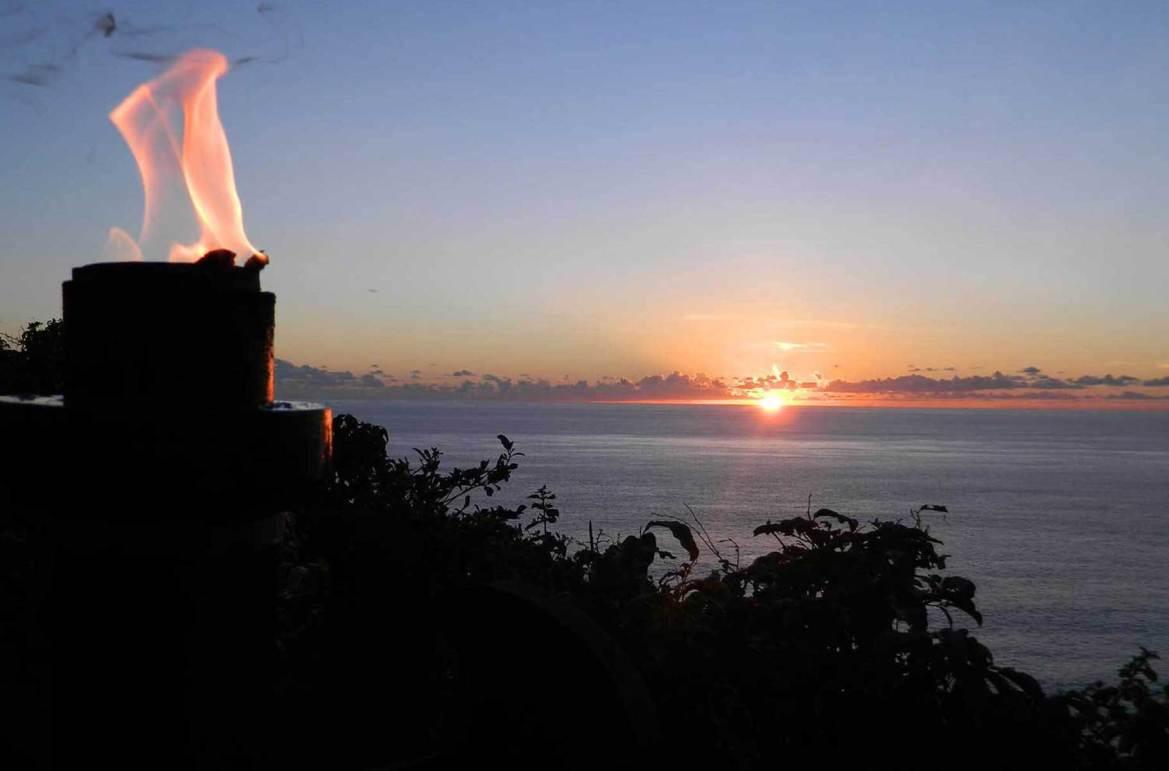Fotos de viagem - Templo de Uluwatu, Ilha de Bali (Indonésia)