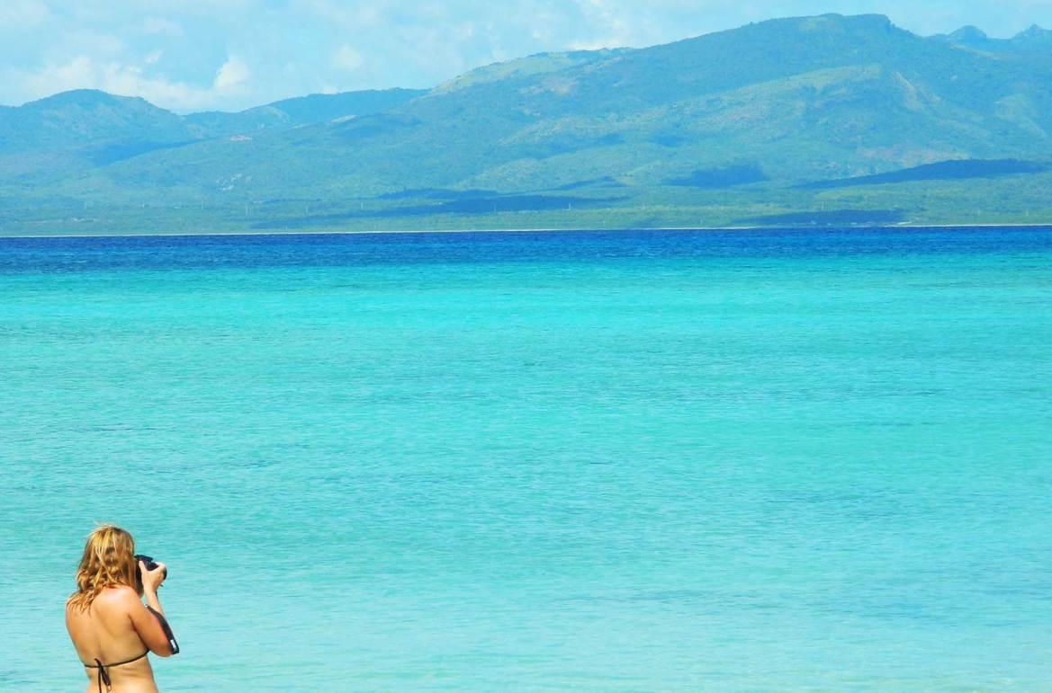 Fotos de viagem - Playa Maria Aguilar, Trinidad (Cuba)