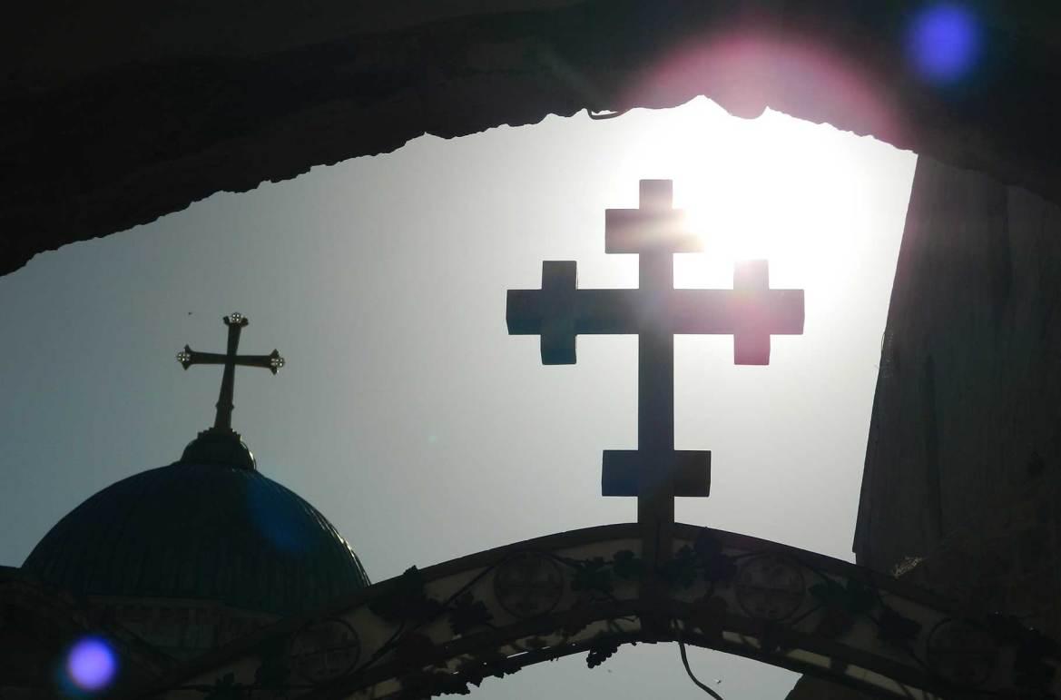 Fotos de viagem - Via Sacra, em Jerusalém (Israel)