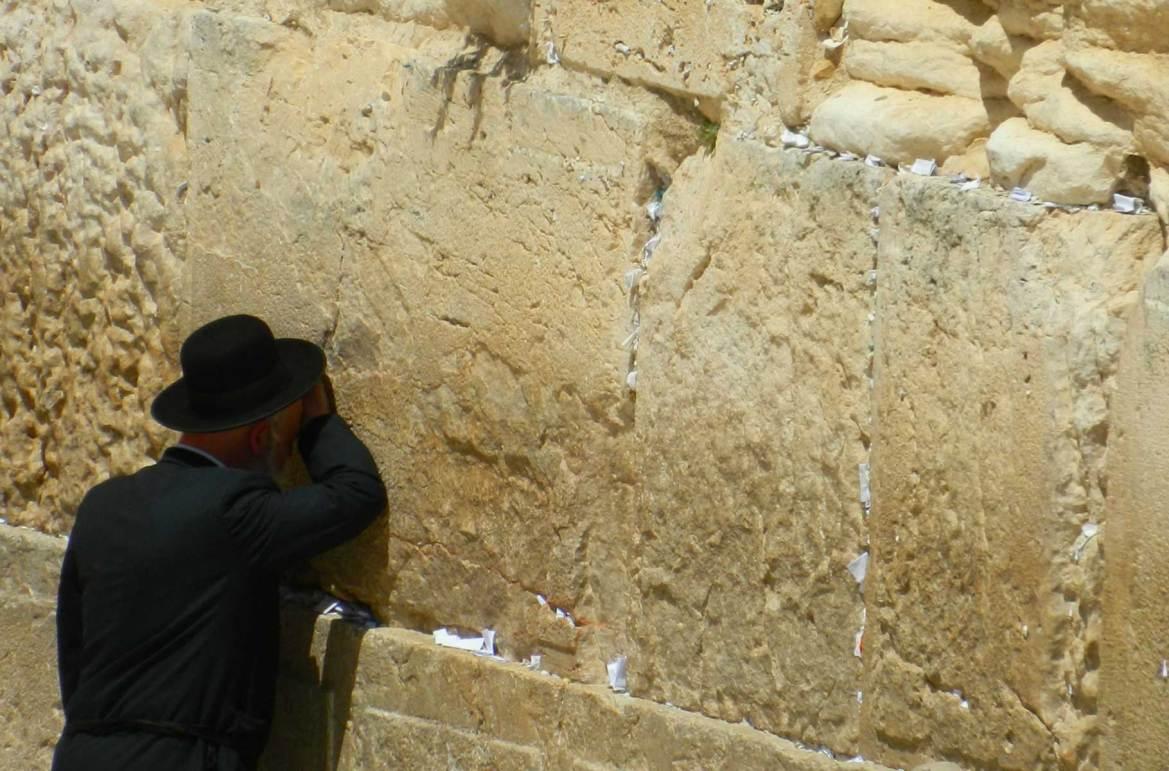 Fotos de viagem - Muro das Lamentações, Jerusalém (Israel)