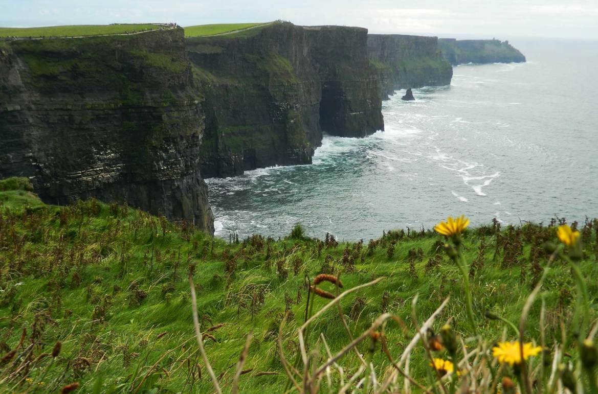 Fotos de viagem - Cliffs of Moher (Irlanda)