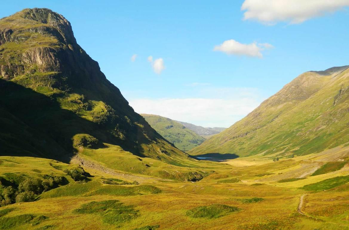 Fotos de viagem - Glen Coe, Highlands (Reino Unido)