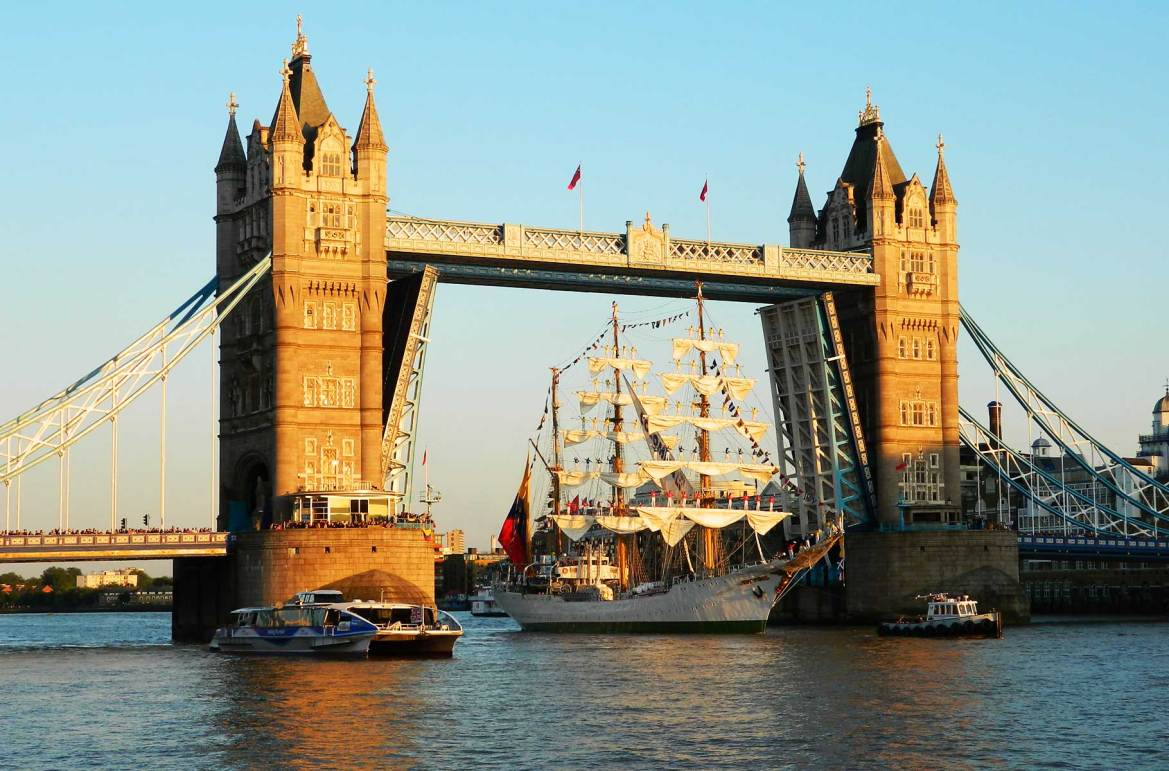 Fotos de viagem - London Bridge, Londres (Reno Unido)