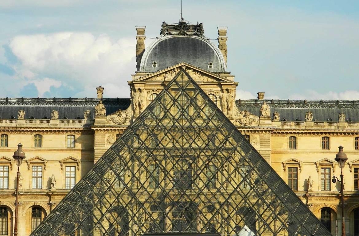 Fotos de viagem - Museu do Louvre, Paris (França)