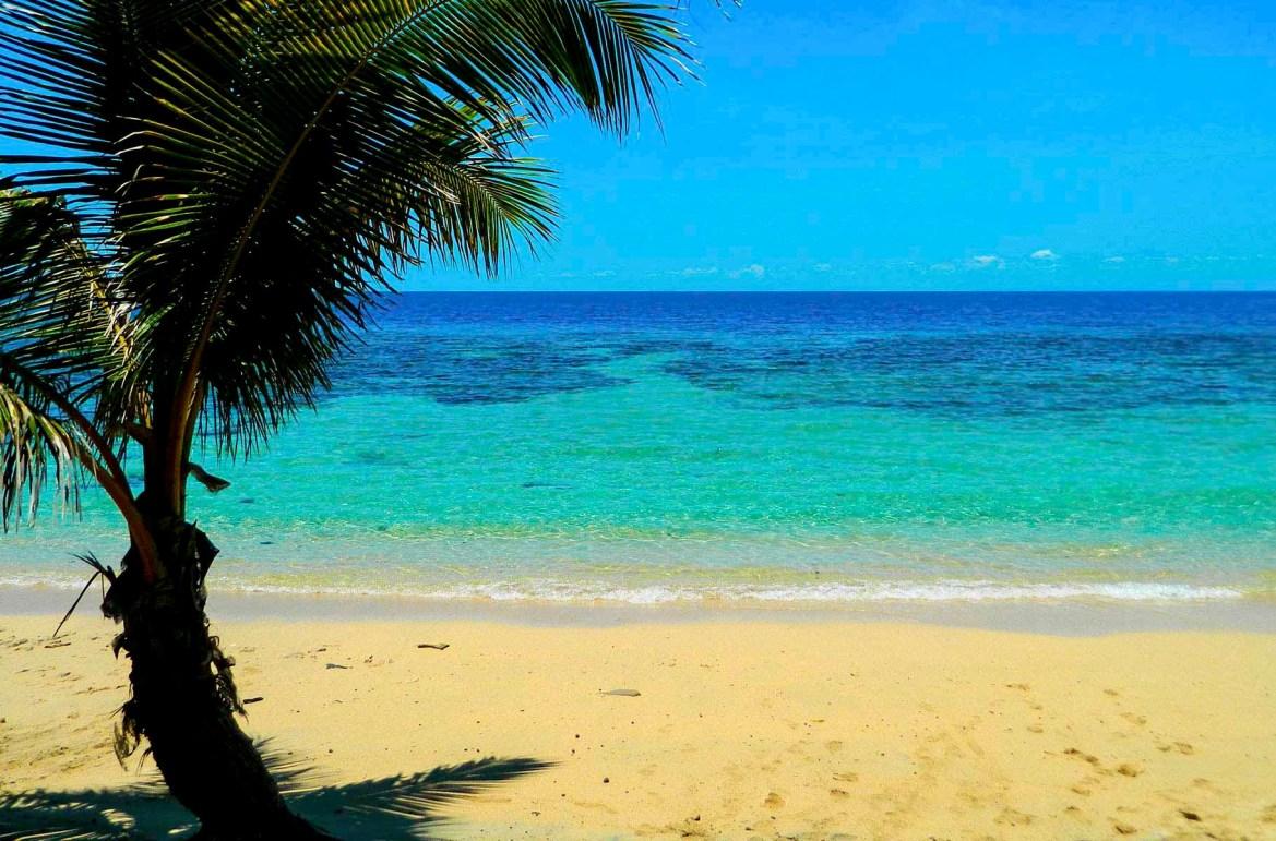 Praias mais lindas do mundo - Sunrise Beach, na Ilha Drawaqa, Arquipélago das Yasawa (Fiji)