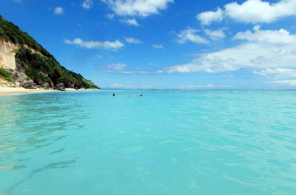 Praias mais lindas do mundo - Praia de Pandawa, na Ilha de Bali (Indonésia)