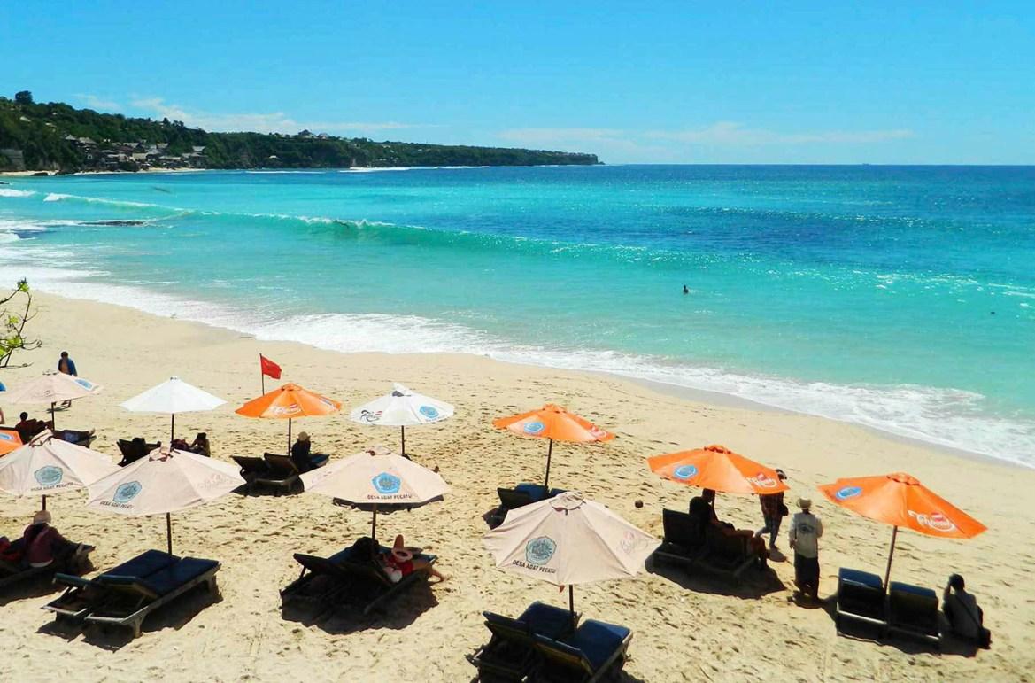 Praias mais lindas do mundo - Praia de Dreamland, na Ilha de Bali (Indonésia)