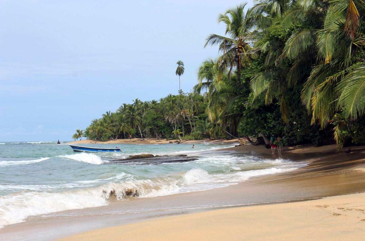 Praias mais lindas do mundo - Praia de Punta Uva, em Puerto Viejo (Costa Rica)