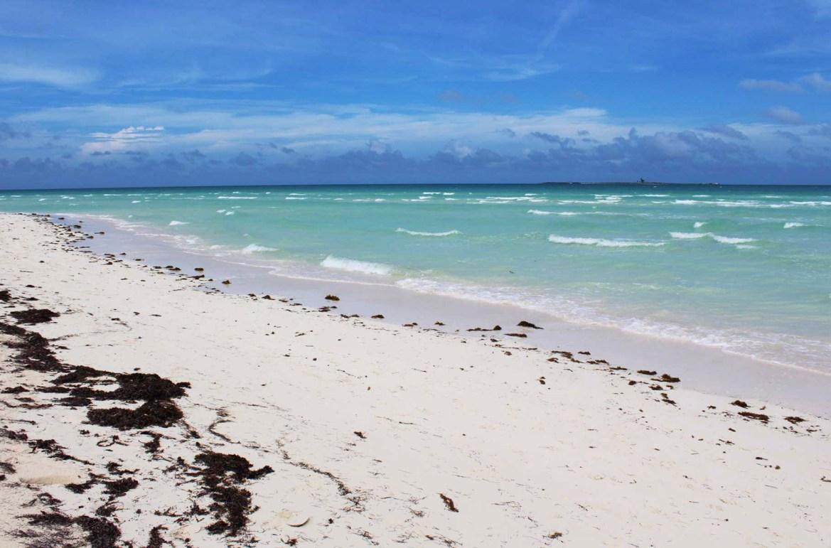 Praias mais lindas do mundo - Praia las Gaviotas, no Cayo Santa Maria (Cuba)