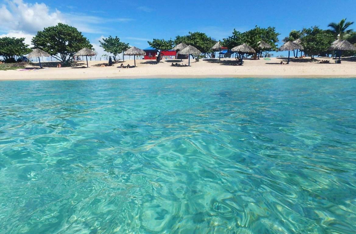 Praias mais lindas do mundo - Praia Maria Aguilar, em Trinidad (Cuba)