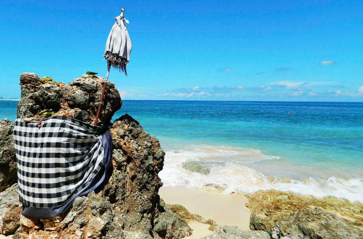 Praias mais lindas do mundo - Praia de Bingin, na Ilha de Bali (Indonésia)