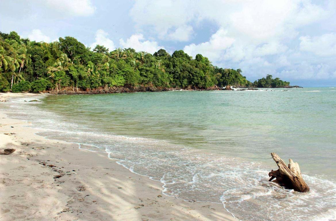Praias mais lindas do mundo - Praia do Parque Nacional Manuel Antonio, em Manuel Antonio (Costa Rica)