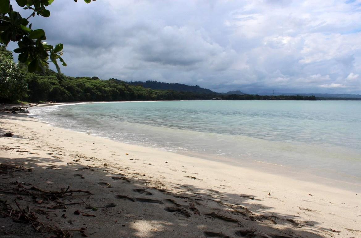Praias mais lindas do mundo - Playa Blanca, no Parque Nacional Cahuita, em Cahuita (Costa Rica)