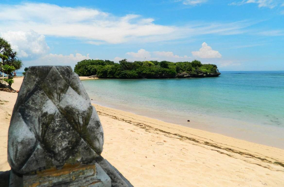 Praias mais lindas do mundo - Praia de Nusa Dua, na Ilha de Bali (Indonésia)