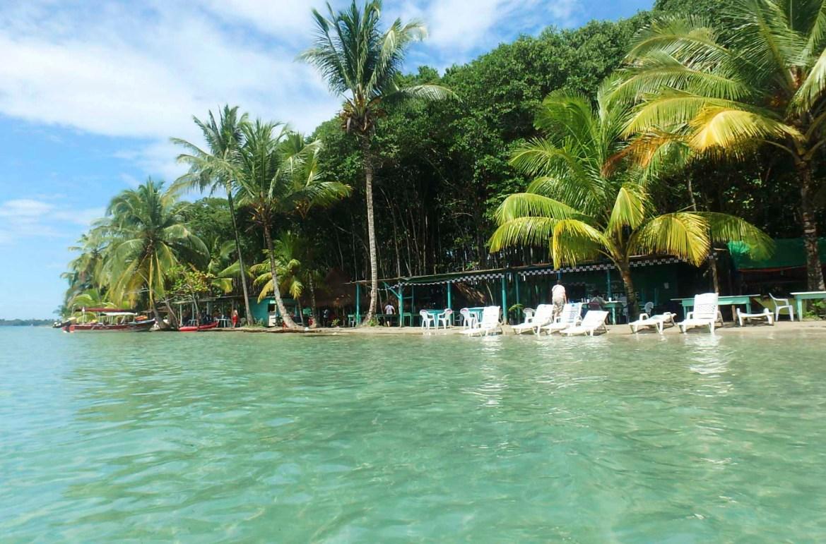 Praias mais lindas do mundo - Praia Estrella, na Ilha Colon, Arquipélago de Bocas del Toro (Panamá)