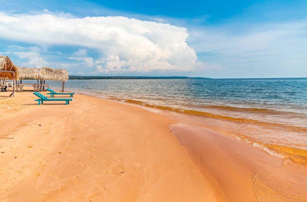 Praias de Alter do Chão - Pindobal