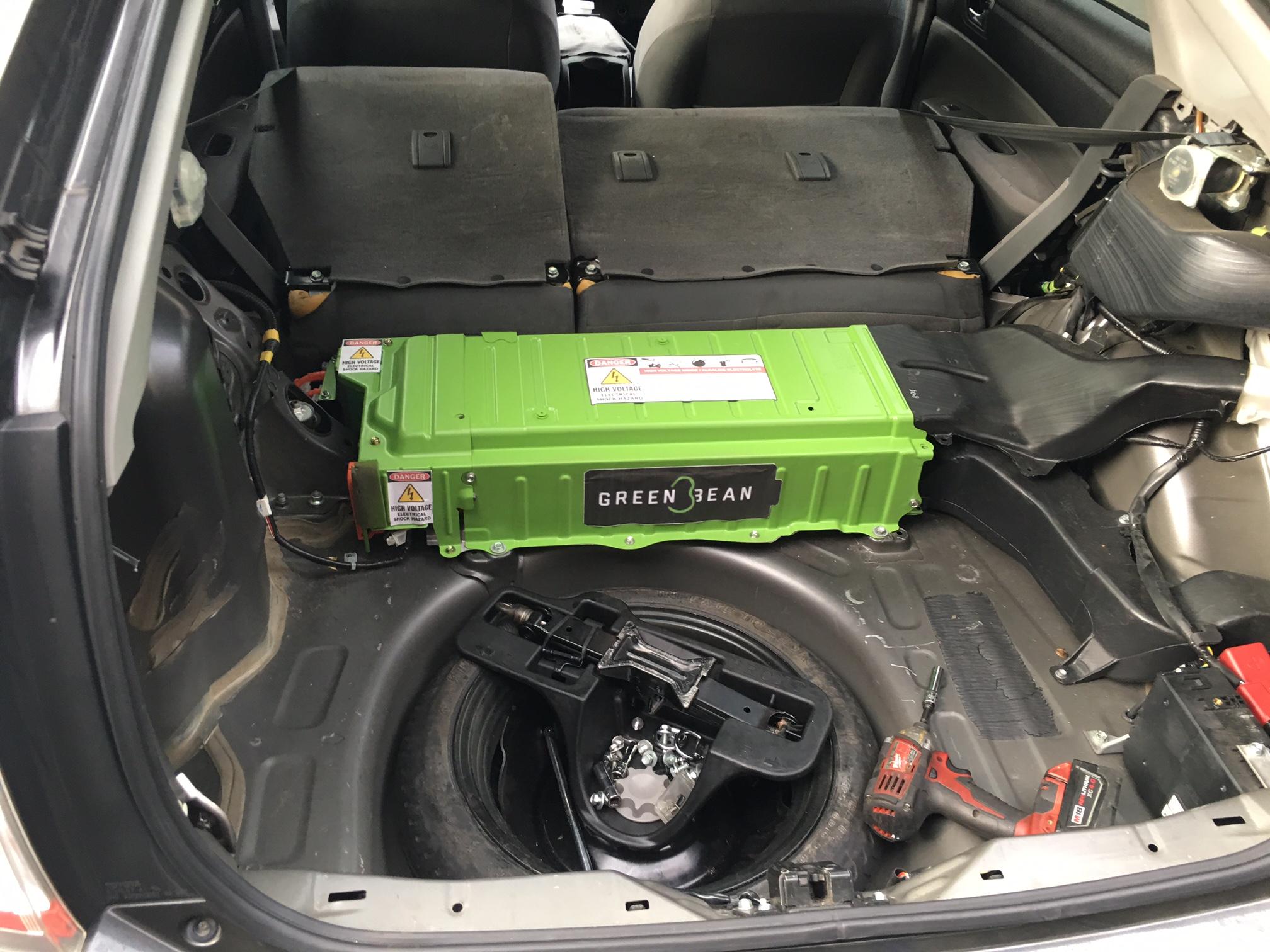 Hybrid Battery Repair in San Diego CA
