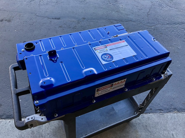 Nissan Altima Hybrid Battery