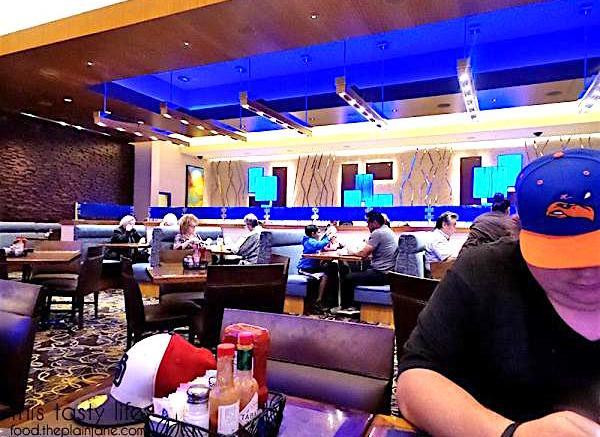 The Cafe At Harrah S Rincon Casino Escondido Grapevine