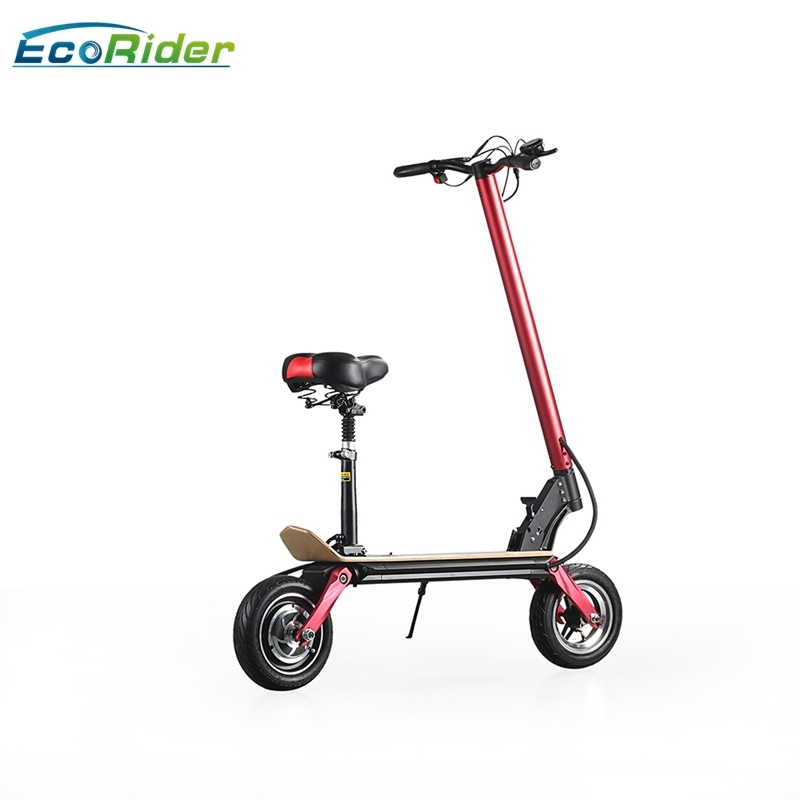 China Manufactuer 2 wheel stand up electric scooter best