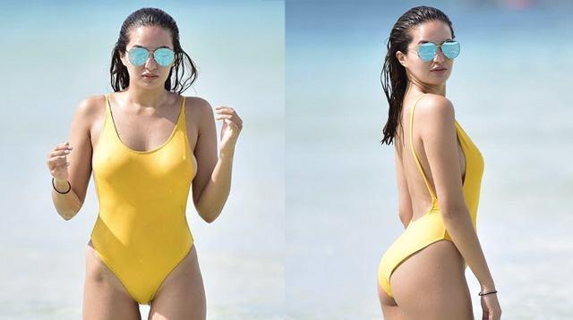 MAIN celebrity swimsuit shots