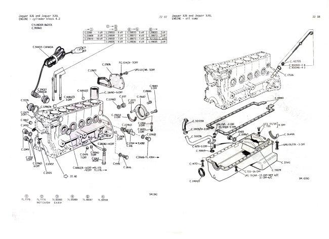 series 1 jaguar xj6 teilekatalog juli 1974 cd-rom nagelneu