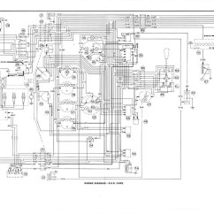 Ford Cortina Mk2 Wiring Diagram Inside The Titanic Full A3 Fold Out Diagrams Lotus Free Uk