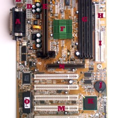 Atx Motherboard Diagram With Labels Hunter 44905 Thermostat Wiring