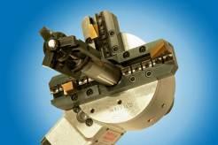 Tool Post increases pipe beveling capabilities