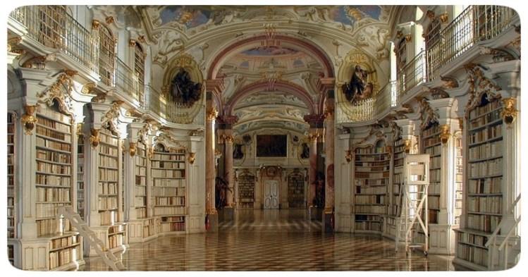Biblioteca do Mosteiro de Admont (Áustria)