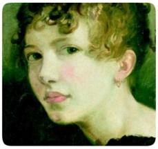 Pintura de Jane Austen
