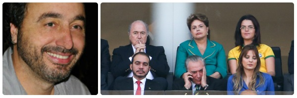 Renato Rovai comenta as vaias a Dilma Rousseff.