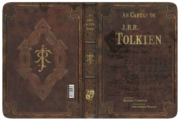 "Livro ""As Cartas de J. R. R. Tolkien"""