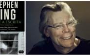 """Stephen King e o livro """"Sobre a Escrita - A Arte em Memórias"""""""