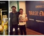 Escriba Encapuzado - T.K. Pereira e Eduardo Sabino no Brasil em Prosa