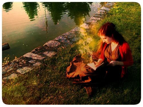 Escrevendo na Natureza