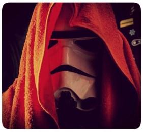 Dia da Toalha - Star Wars