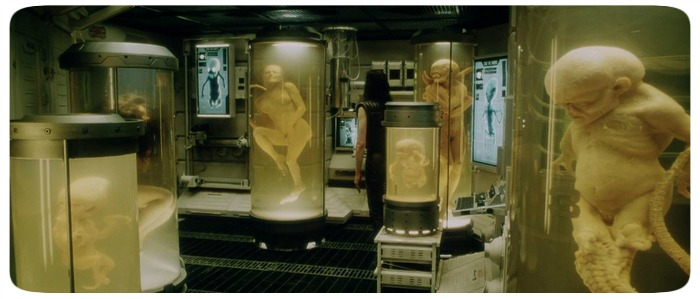 Alien: Resurrection - Ripley - Sigourney Weaver